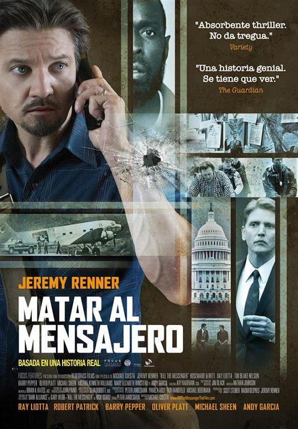 'Matar al Mensajero (Kill the Messenger)': https://www.facebook.com/BibliotequesUniversitatValencia/photos/a.214528528688900.55074.211010989040654/490441397764277/?type=1&theater