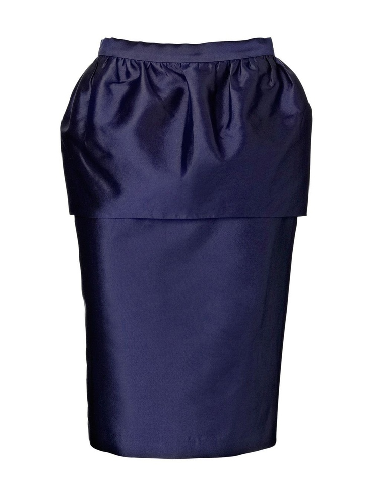By Marlene Birger Doraona Peplum Skirt, $396