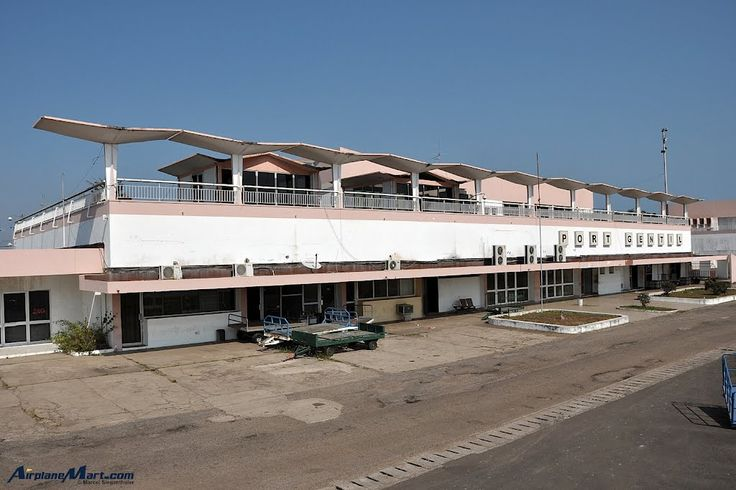 port gentil gabon africa | Port-Gentil Airport Terminal in Gabon, West Africa [POG / FOOG] (Jul ...