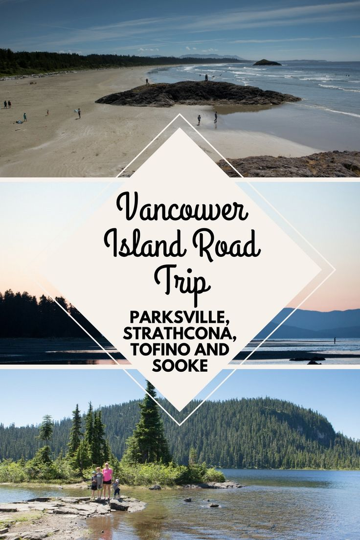 Do you have one week to explore Vancouver Island? These are the places you need to see if you love nature, beaches and trails.