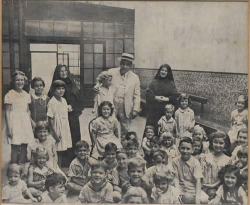 Orphanage Mother Cabrini My Yesterdays In New Orleans