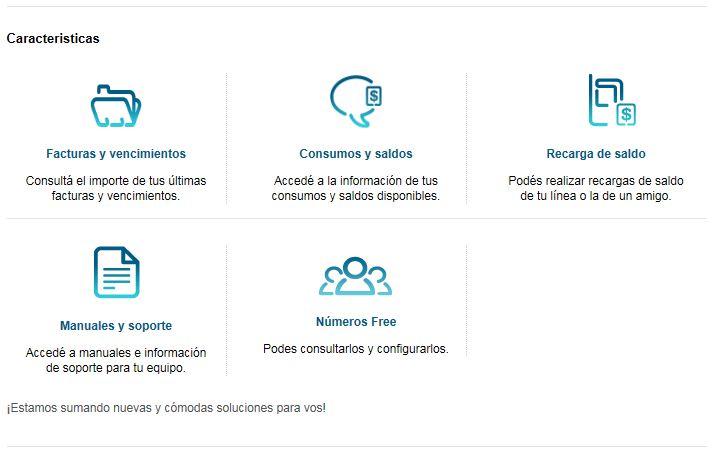 Atención al cliente - Movistar Argentina