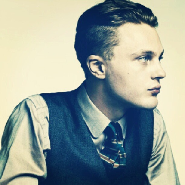 Gimme some...can't wait for boardwalk empire on Sunday! #michaelpitt #jimmydarmody #boardwalkempire #husband - @sindeelou- #webstagram