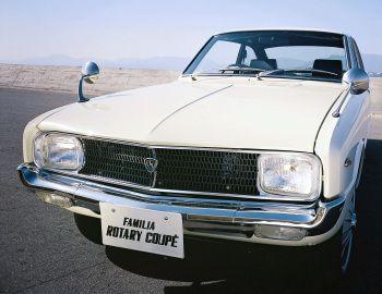 Mazda Familia Rotary Coupe '1968–70