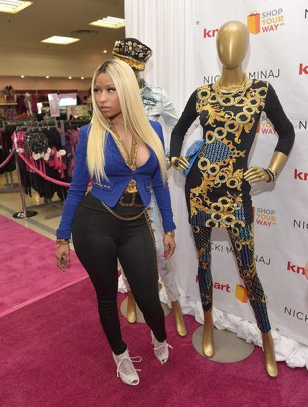 Nicki Minaj - Nicki Minaj Launches Her Kmart Collection — Part 2