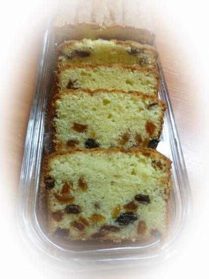 Rozijnen Rum Cake recept