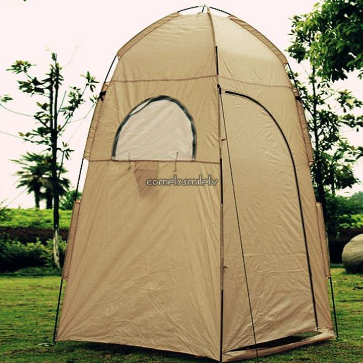 Portable Pop Up Outdoor Camping Toilet Tent Instant  Bathing Changing Room CLSV #UnbrandedGeneric