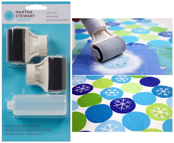 Martha Stewart Tools Roller Tops