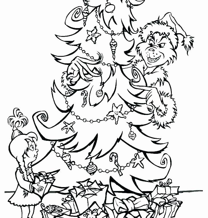 Grinch Stole Christmas Coloring Pages Unique Grinch Printable Coloring P Printable Christmas Coloring Pages Free Christmas Coloring Pages Grinch Coloring Pages