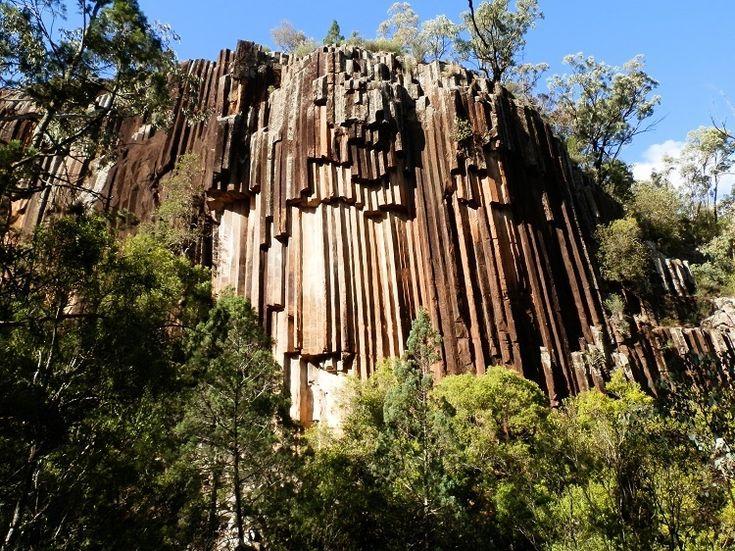 Strange Risks at Sawn Rocks, Narrabri, New South Wales - RedzAustralia