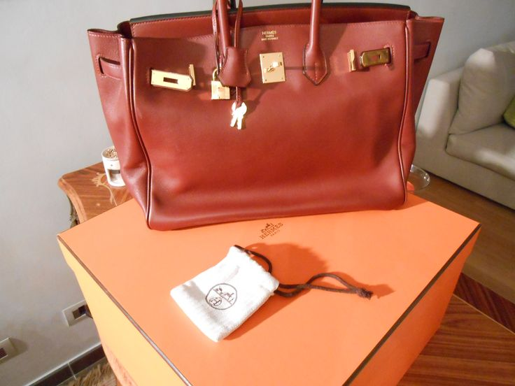 #Hermes #Birkin #40cm #Togo #Leather 40cm #Gold #Hardware #luisavintage