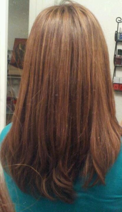 how to texture hair cut