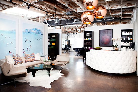 Andy LeCompte Salon in LA Notable Clients: Everyone from Madonna to Nicole Richie. Andy LeCompte Salon, 616 North Almont ...