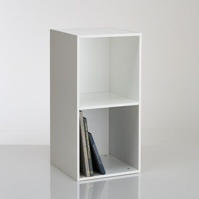 Mayeul 2-Compartment Cube Shelving Unit