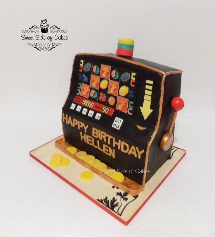 Slot Machine  by Sweet Side of Cakes - Khamphet