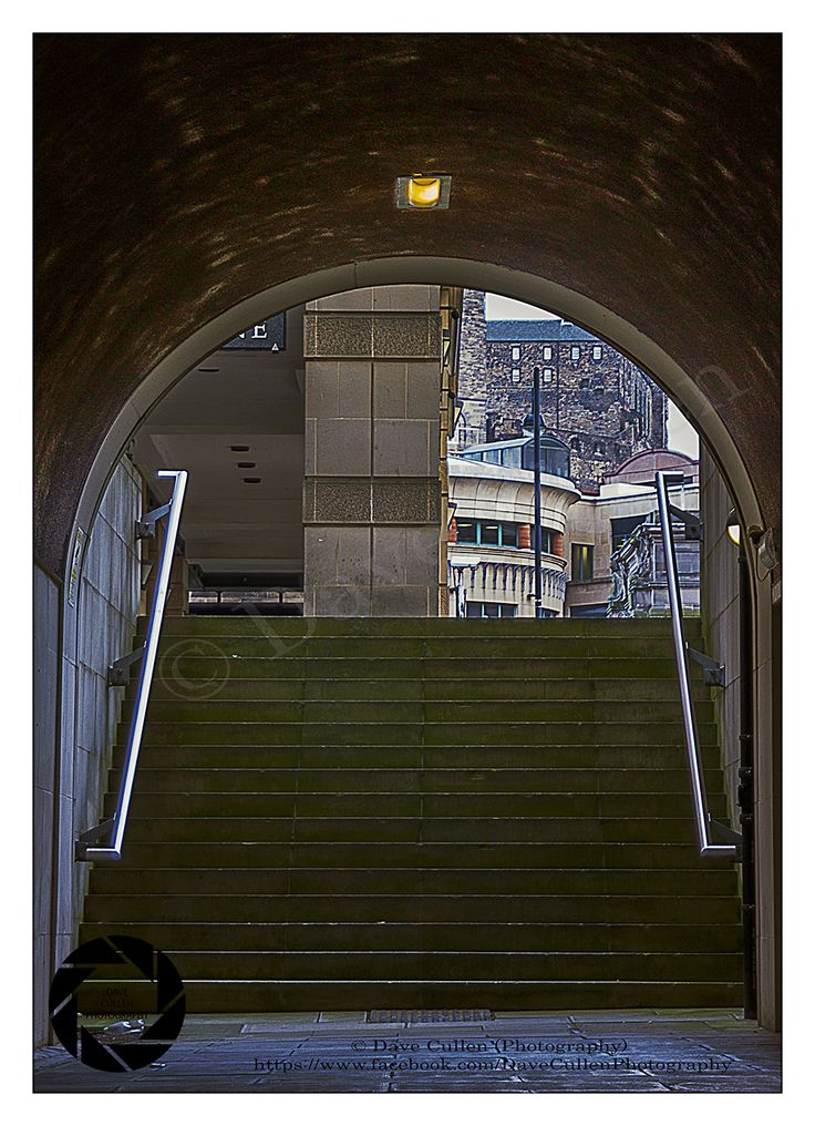 Hidden Tunnel © Dave Cullen Photography 2015