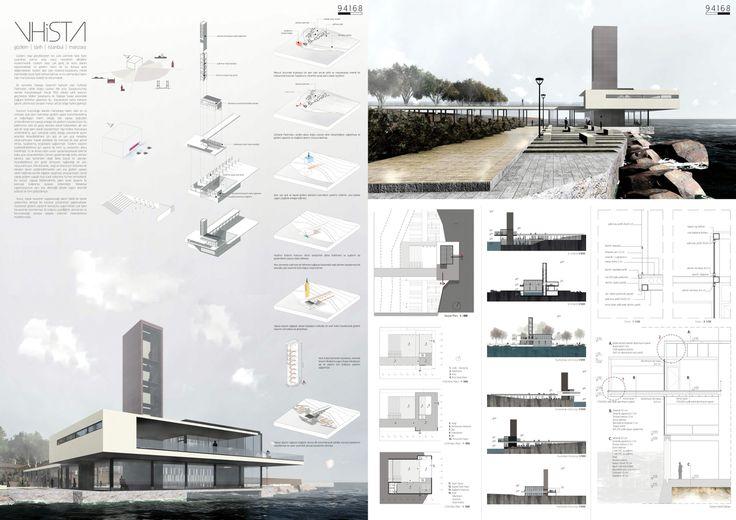 Observation Deck - VHISTA - Architectural Presentation ak-ia-bk