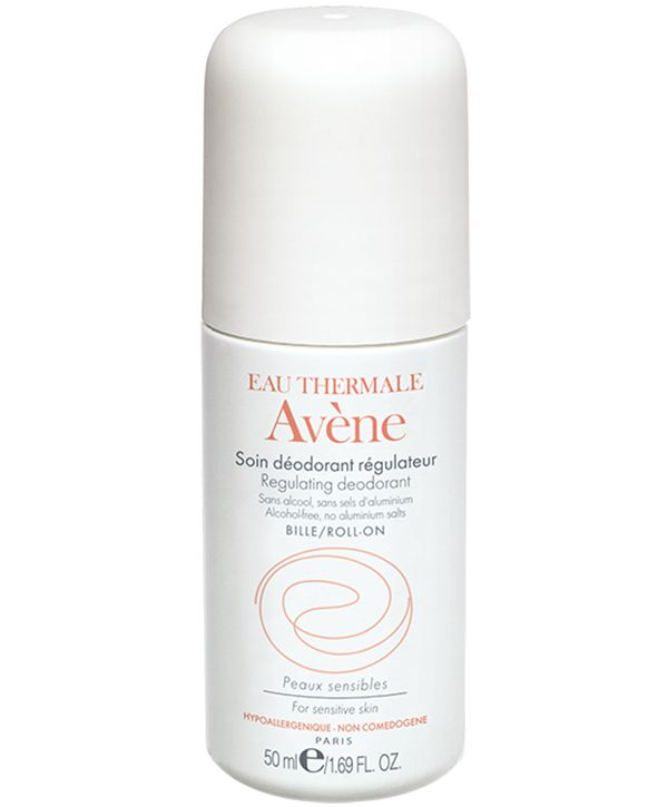 Long-lasting deodorant, soothes and protects your sensitive skin. Safe, contains no aluminum salts, no alcohol. Benefits Effective : Its natural deodorant key ingredient neutralizes fatty acids responsible for perspiration odors. Long-lasting : Spherulites (microcapsules) provide sustained release of the deodorant key ingredient to the skin surface. Soothing : Rich in Avène Thermal Spring Water, it soothes your skin. Is it for me?
