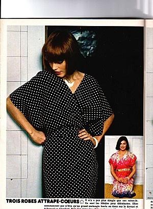 La robe attrape coeur n°25 de décembre 1975