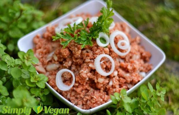 Reiswaffel-Mett | vegane Rezepte in Aufstriche, Soßen & Dips