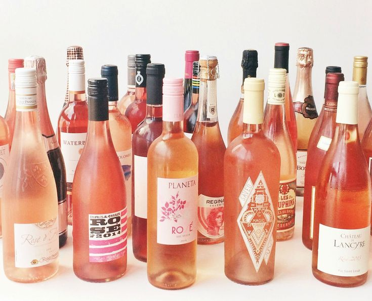Here's Your Ultimate Rosé Drinking Guide  - Delish.com