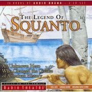 Focus on the Family Radio Theatre - The Legend of Squanto - Another excellently done dramatized audio from Focus on the Family and a great addition to our history studies this year.