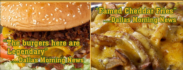 Snuffer's famed cheddar fries...oh YUM!