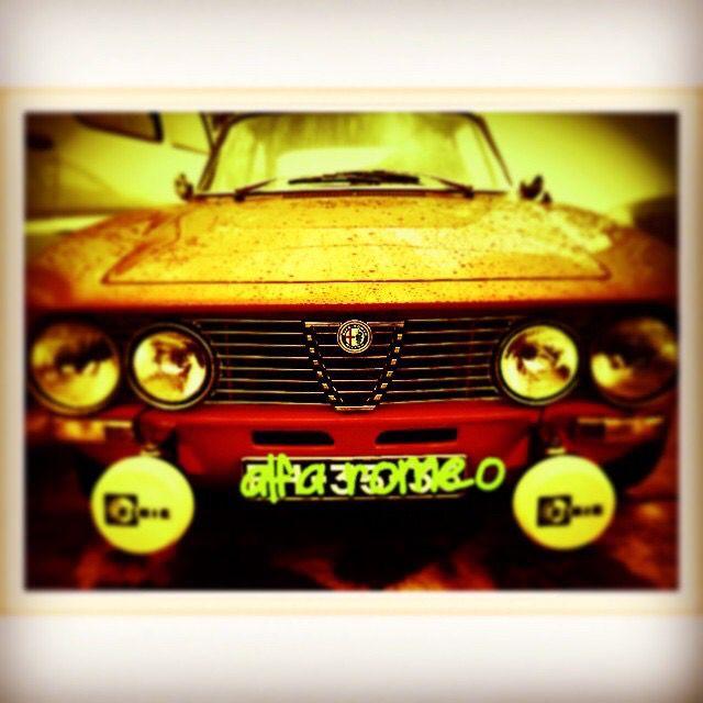 Alfa Romeo Gtv2000. 1972