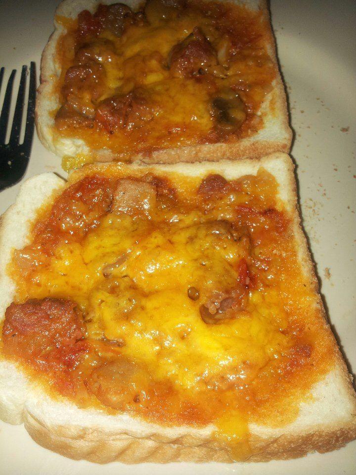 roti pizza: