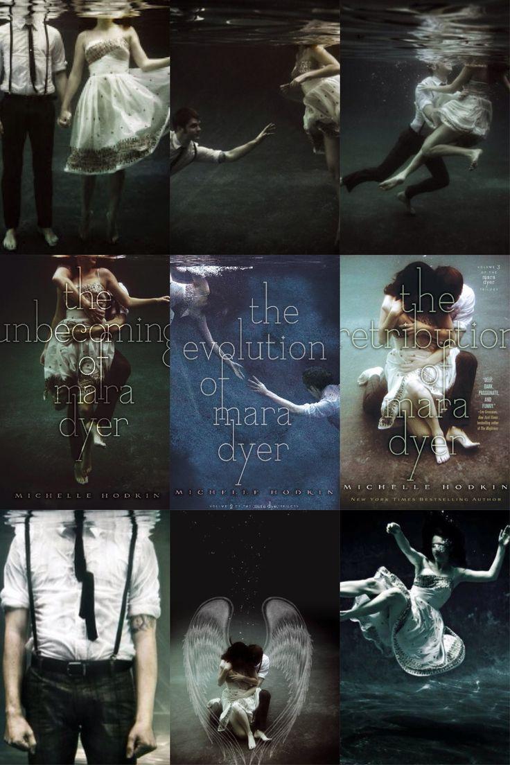 Mara Dyer Trilogy by Michelle Hodkin The Unbecoming Of Mara Dyer The Evolution Of Mara Dyer The Revolution Of Mara Dyer