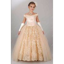 Vestido Dama De Honra Belissimo - Bege Ou Branco