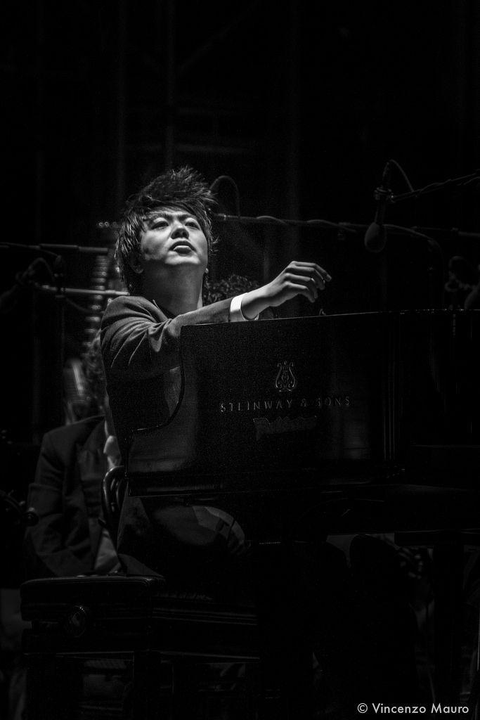 Lang Lang in #Milan #lascala #concert #music #piano #italy #langlang
