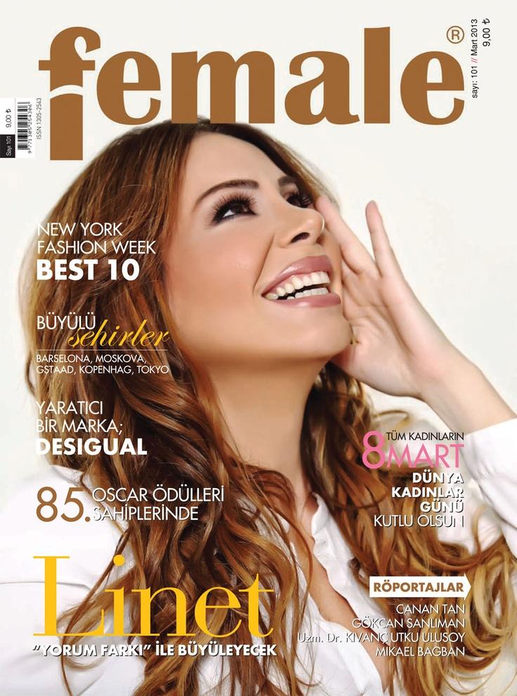 Female Dergisi, Mart sayısı yayında! Hemen okumak için: http://www.dijimecmua.com/female/