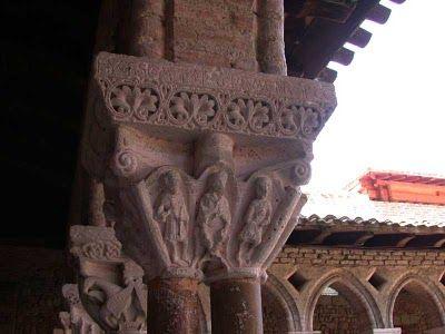 Tétramorphe: Abbaye Saint-Pierre de Moissac