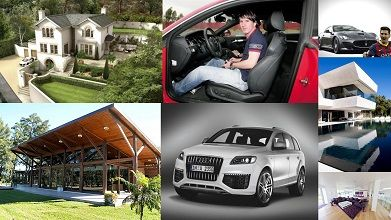 Messi House Cars Brand Lifesty Of Celebrities Pinterest Cars