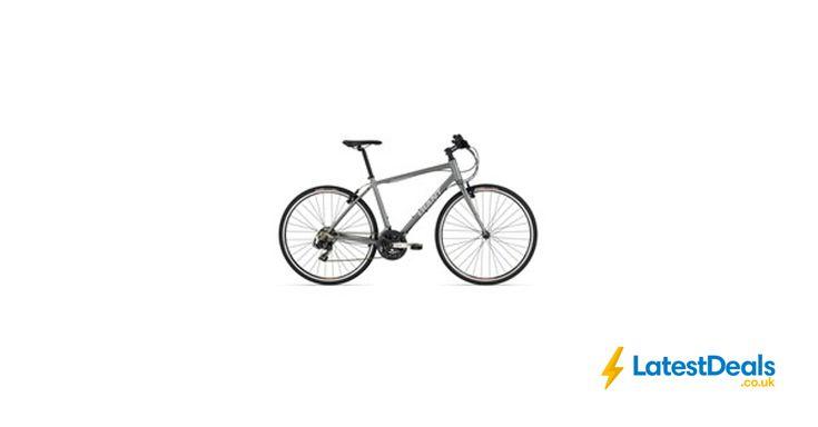 Giant Escape 3 2017 Hybrid Bike Grey, £244.29 at Rutland Cycling