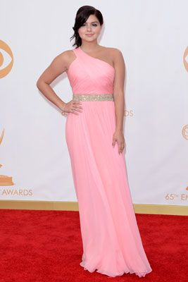 Our Favorite Looks from the 2013 Emmy Awards: Ariel Winter in Lorena Sarbu