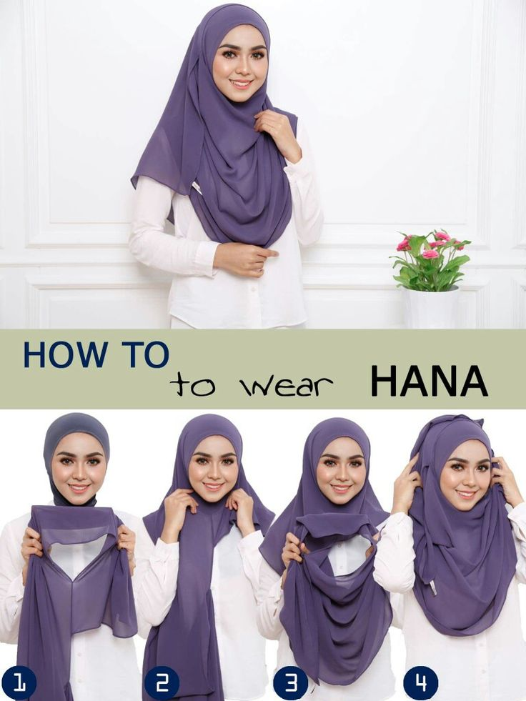 How to wear 2 loop instant shawl. Easy peasy.