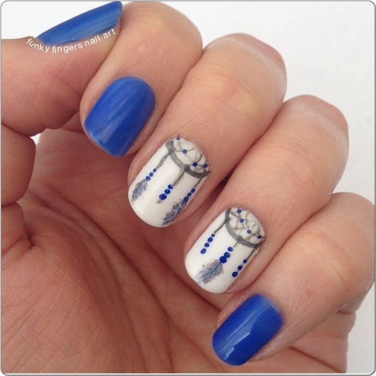 spring dream catcher nails | Join the world's largest community of nail art lovers.