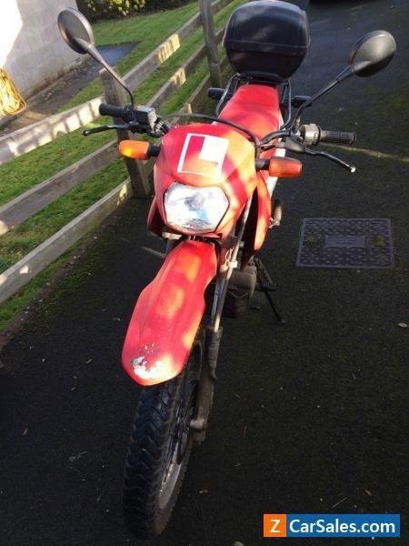2004 Honda XR 125cc Motorbike #honda #xr125l3 #forsale #unitedkingdom