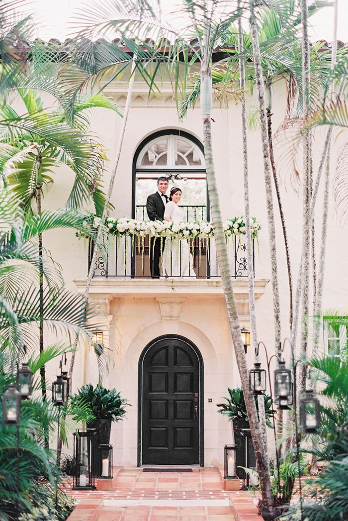 Michelle March Photography – South Florida / Miami Wedding Photographer – US + Destination Weddings - Villa Woodbine - Carolina Herrera