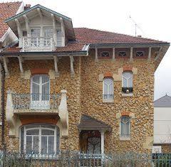 Photo of Nancy, rue Félix-Faure 36, maison Grosjean (Emile André 1903)