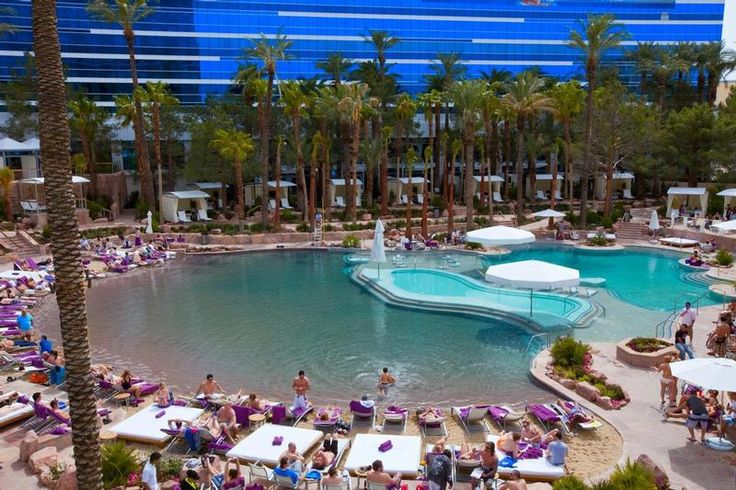 17 best images about vegas pools on pinterest flamingo hotel vegas pools and green valley ranch for Hotels in vegas with indoor swimming pools