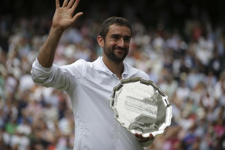Marin Cilic will hope to build off his impressive Wimbledon performance.