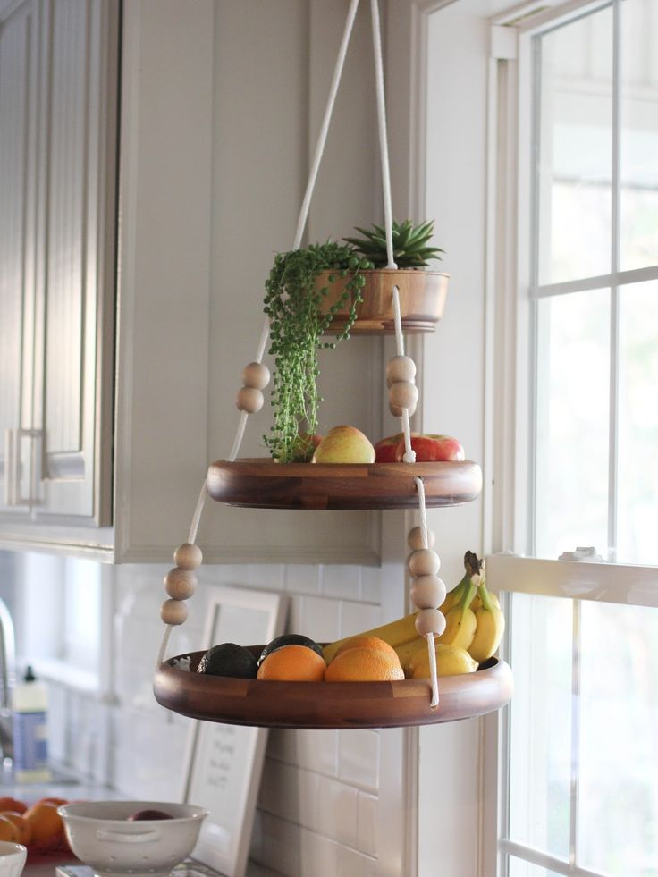 hanging kitchen basket Best 25+ Hanging fruit baskets ideas on Pinterest | Fruit baskets near me, Hanging vegetable