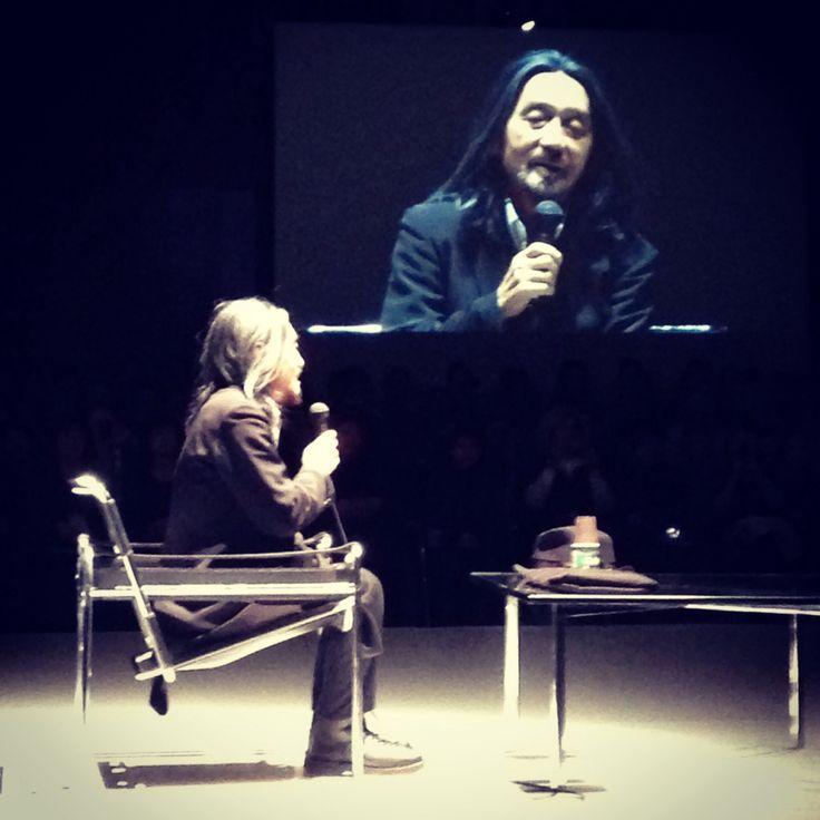 Yohji Yamamoto, Bunka