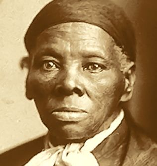 """""""If you hear the dogs, keep going. If you see the torches in the woods, keep going. If there's shouting after you, keep going. Don't ever stop. Keep going. If you want a taste of freedom, keep going."""" - Harriet Tubman.    [Applies to many situations...]"""