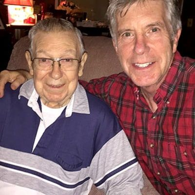 Tom Bergeron's Dad Raymond Dead at 81: DWTS Host Dedicates Episode in Memory of His Father