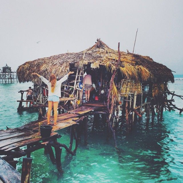 pelican bar -- jamaica