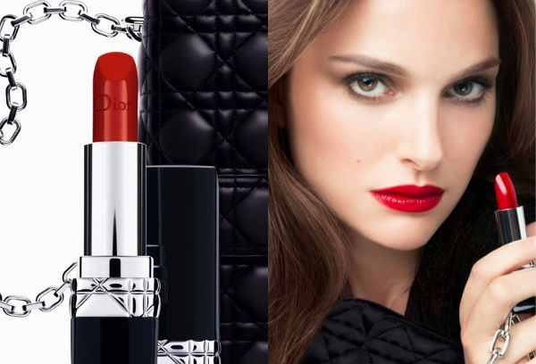 Dior Rouge 999 Is A Medium Red Lipstick Which Has This
